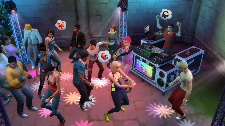Скриншот к игре The Sims 5