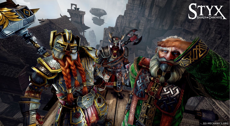 Скриншот к игре Styx: Master of Shadows [Update 2] (2014) PC   RePack от R.G. Механики