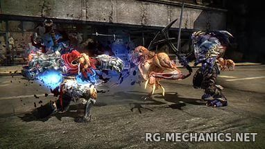 Скриншот к игре Darksiders Warmastered Edition [v 1.0.2400] (2016) PC   RePack от R.G. Механики