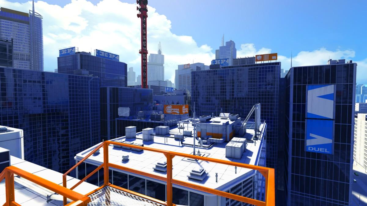 Скриншот к игре Mirror's Edge - Reflected Edition (2009) PC | RePack от R.G. Механики