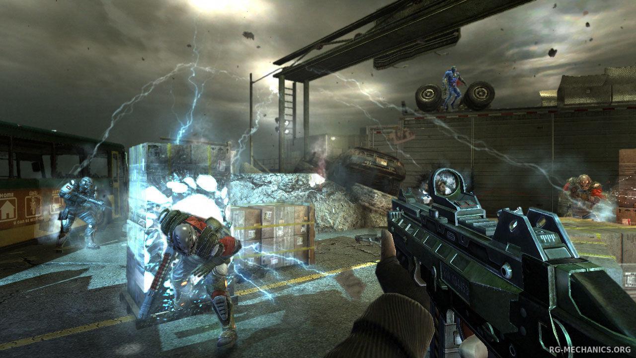 Скриншот к игре F.E.A.R. 3 (2011) PC | RePack от R.G. Механики