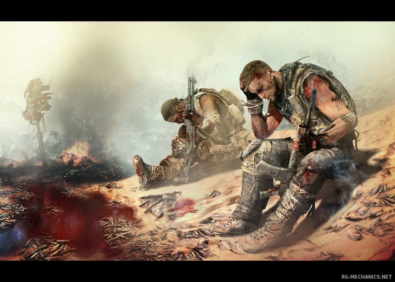 Скриншот к игре Spec Ops: The Line (2012) PC   RePack от R.G. Механики