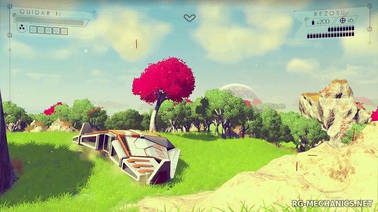 Скриншот к игре No man's Sky (v 2.42) (2016) скачать торрент RePack