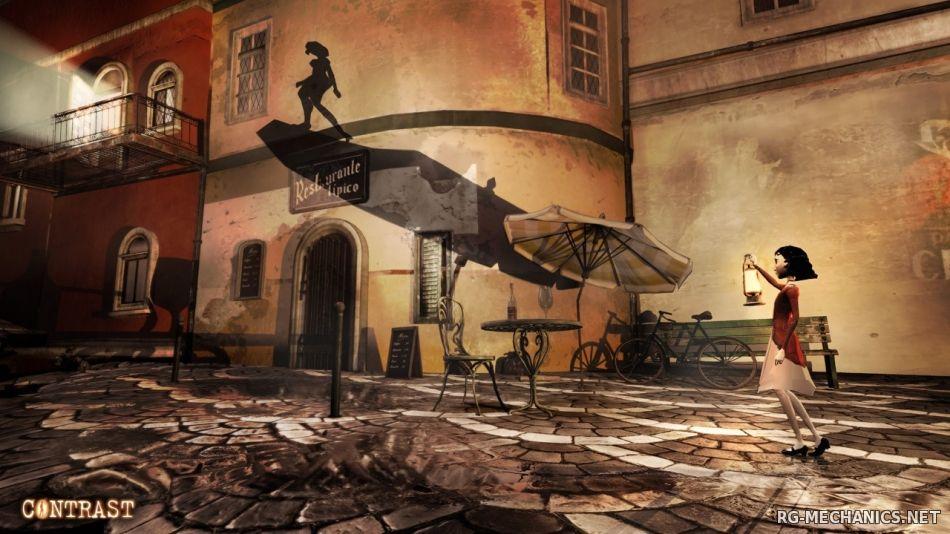 Скриншот к игре Contrast [v 1.11736] (2013) PC   RePack от R.G. Механики