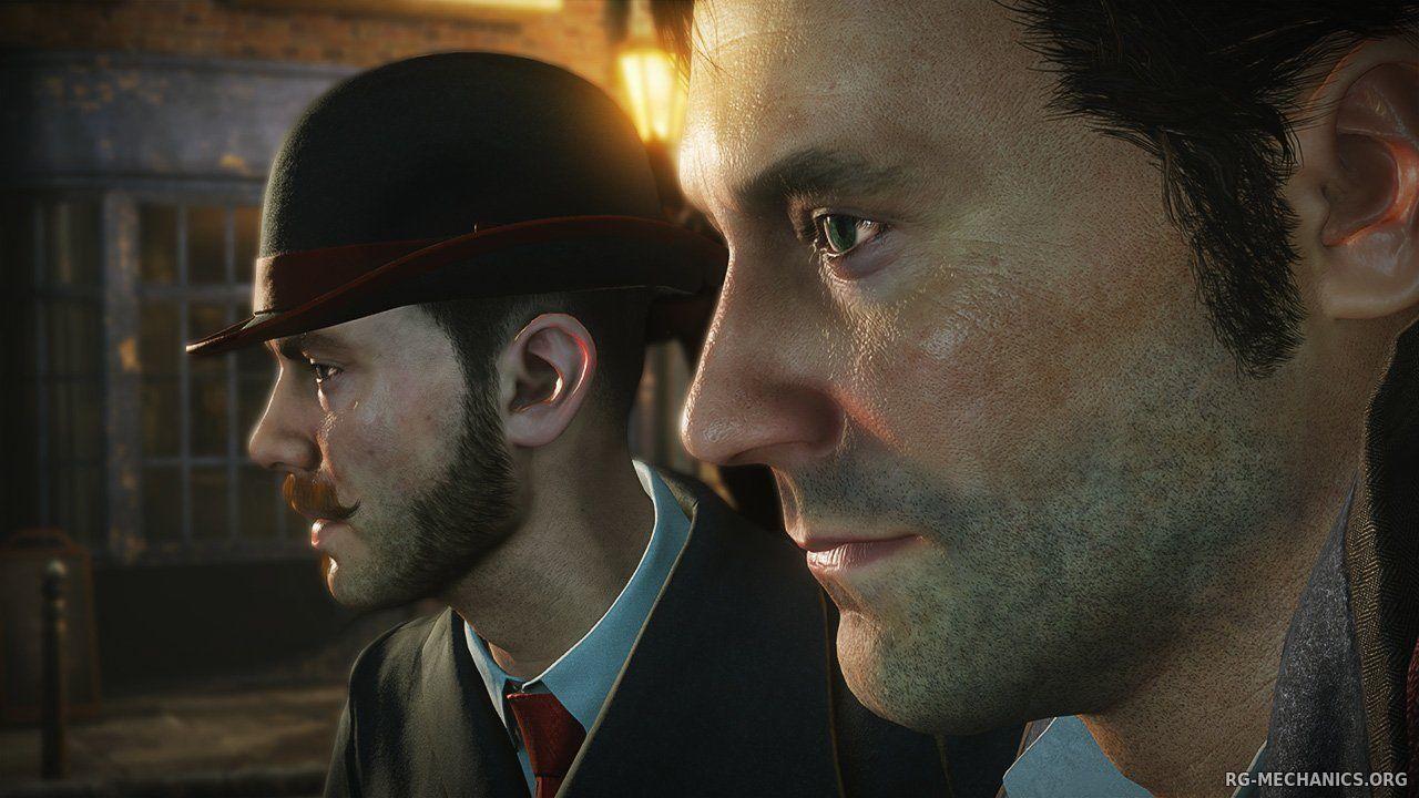 Скриншот к игре Sherlock Holmes: The Devil's Daughter (2016) PC   Repack от R.G. Механики