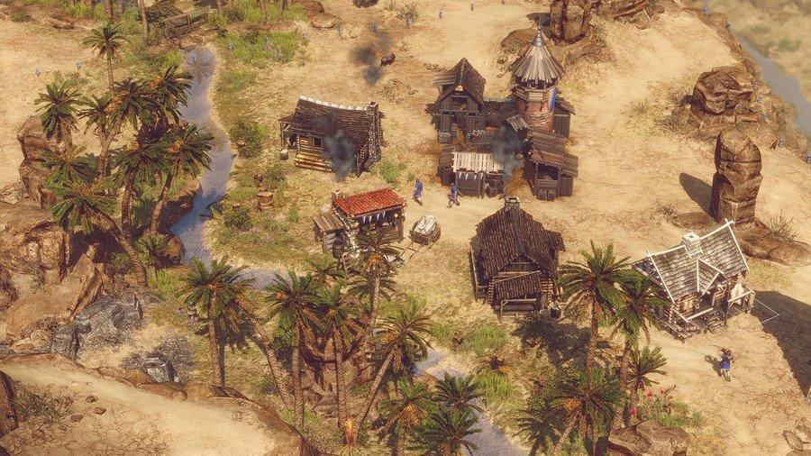 Скриншот к игре SpellForce 3 [v 1.35] (2017) PC   RePack от R.G. Механики