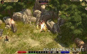 Скриншот к игре Titan Quest: Anniversary Edition [v 2.9 mp hotfix (36663) ] (2016) скачать торрент RePack