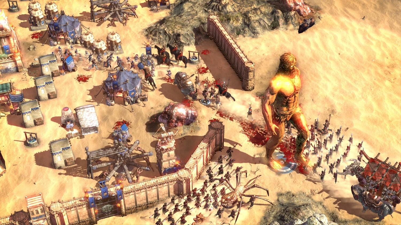 Скриншот к игре Conan Unconquered