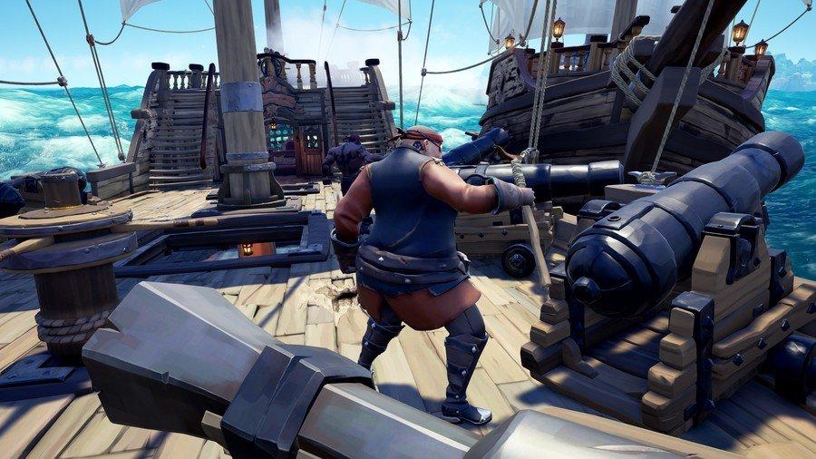 Скриншот к игре Sea of Thieves