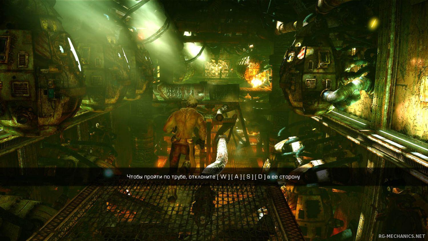 Скриншот к игре Enslaved: Odyssey to the West Premium Edition (2013) PC   RePack от R.G. Механики