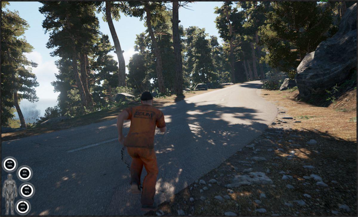 Скриншот к игре SCUM (2018)