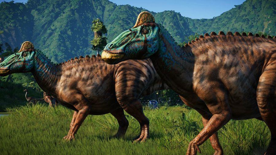 Скриншот к игре Jurassic World Evolution: Deluxe Edition [v 1.4.3 + DLCs] (2018) PC | Repack от R.G. Механики