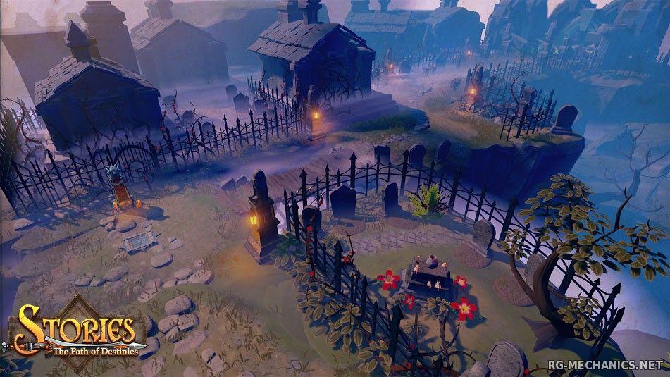 Скриншот к игре Stories: The Path of Destinies [Update 4] (2016) PC | RePack от R.G. Механики