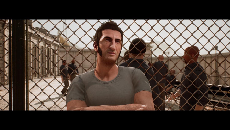 Скриншот к игре A Way Out (2018) PC | Repack от R.G. Механики