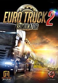 Обложка к игре Euro Truck Simulator 2