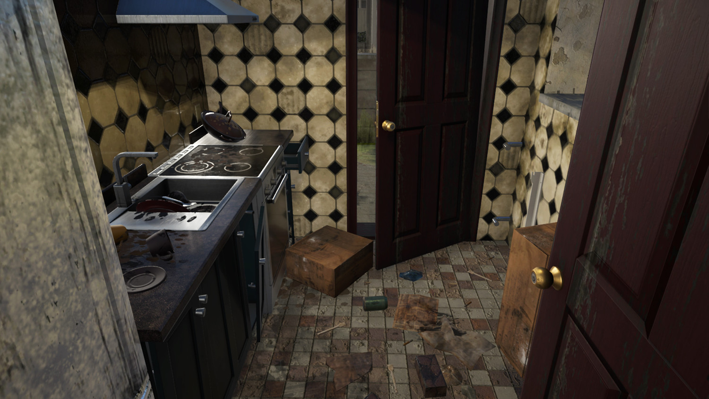 Скриншот к игре House Flipper [v .1.20134 + DLC] (2018) скачать торрент RePack