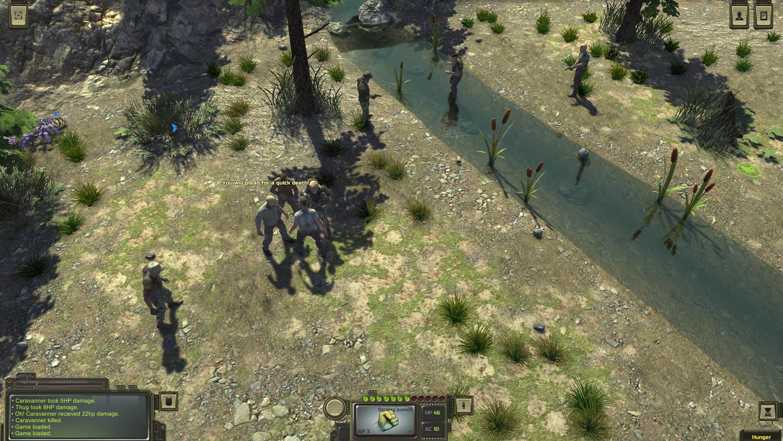 Скриншот к игре ATOM RPG: Post-apocalyptic indie game (v 1.112) (2018) скачать торрент RePack
