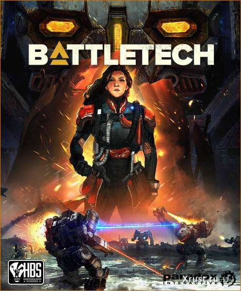 Обложка к игре BATTLETECH - Digital Deluxe Edition