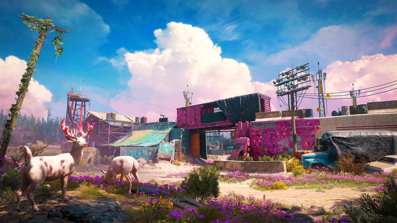 Скриншот к игре Far Cry New Dawn - Deluxe Edition (2019) скачать торрент RePack от xatab