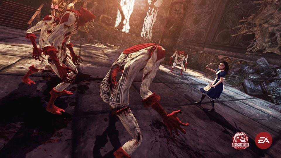 Скриншот к игре Alice: Madness Returns (2011) РС | RePack от R.G. Механики