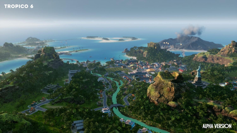 Скриншот к игре Tropico 6 El Prez Edition [1.070.Rev.108828] (2019) скачать торрент RePack от xatab