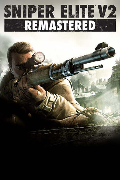 Sniper Elite V2 Remastered [v. svn 2797 pf 85690 (32172)] (2019) (2019)