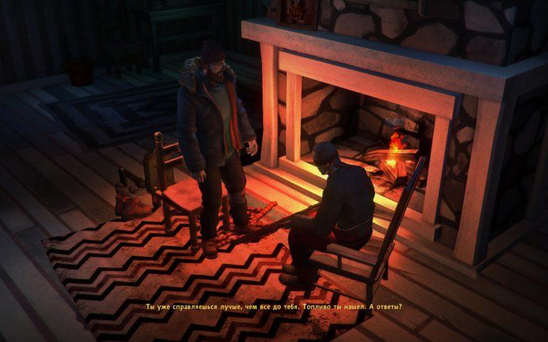Скриншот к игре The Long Dark [v 1.76] (2017) скачать торрент RePack