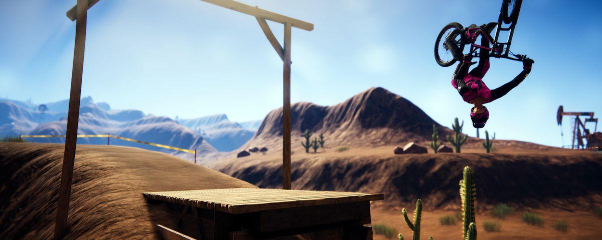 Скриншот к игре Descenders (2019) PC | Repack от R.G. Механики