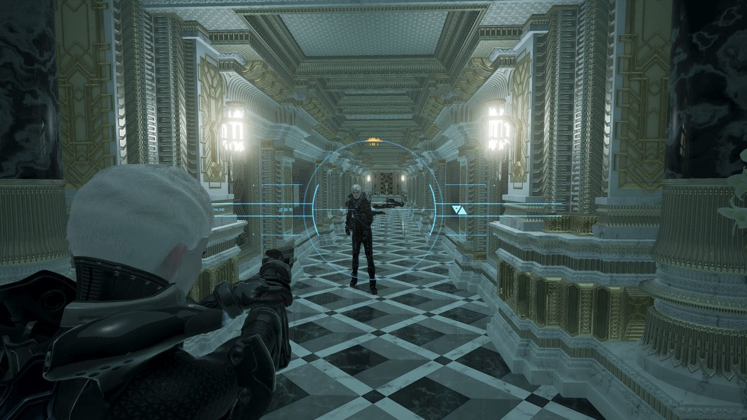 Скриншот к игре ECHO (2017) PC | RePack от R.G. Механики