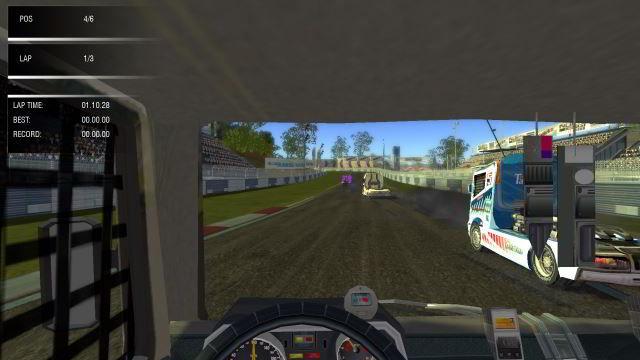 Скриншот к игре World Truck Racing (2014) PC | RePack от R.G. Механики