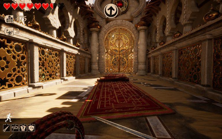 Скриншот к игре City of Brass [v 1.5.1] (2018) PC | RePack от R.G. Механики