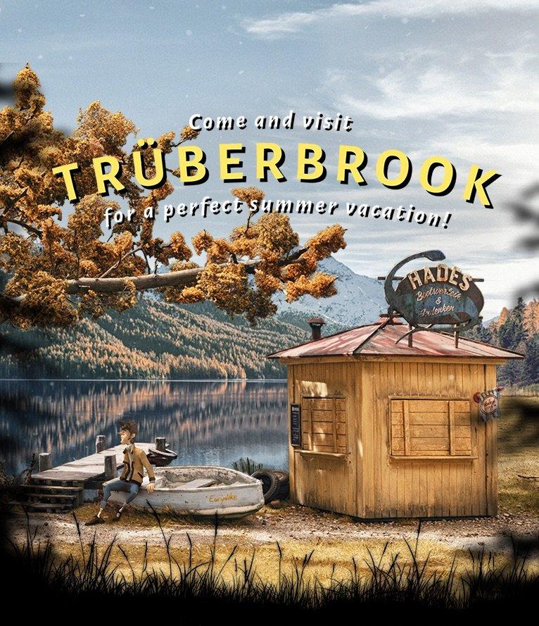 Truberbrook: A Nerd Saves the World