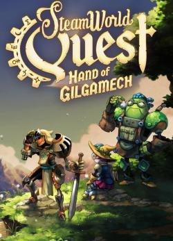 SteamWorld Quest: Hand of Gilgamech (2019)