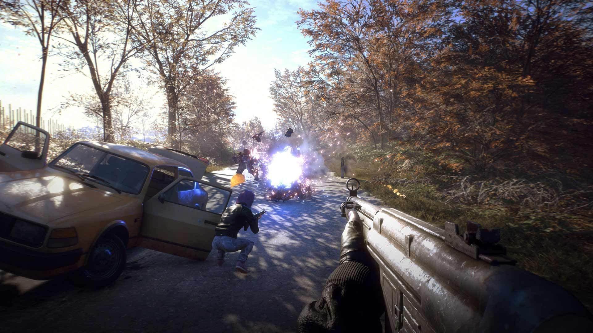 Скриншот к игре Generation Zero [Build.1814208] (2019) скачать торрент RePack