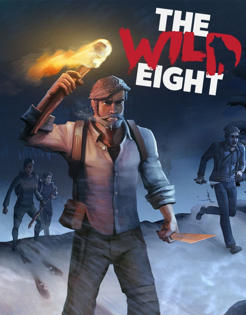 The Wild Eight (2017)
