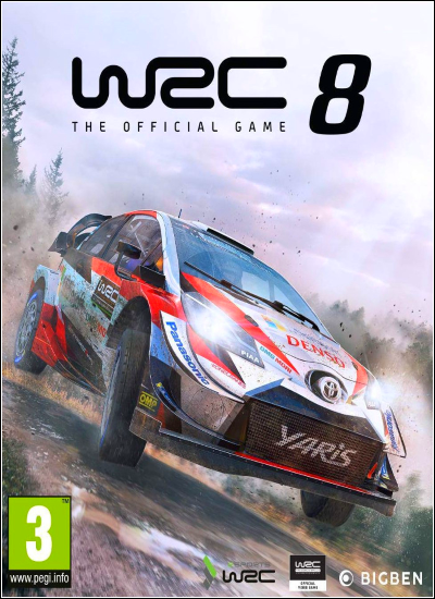 WRC 8 FIA World Rally Championship