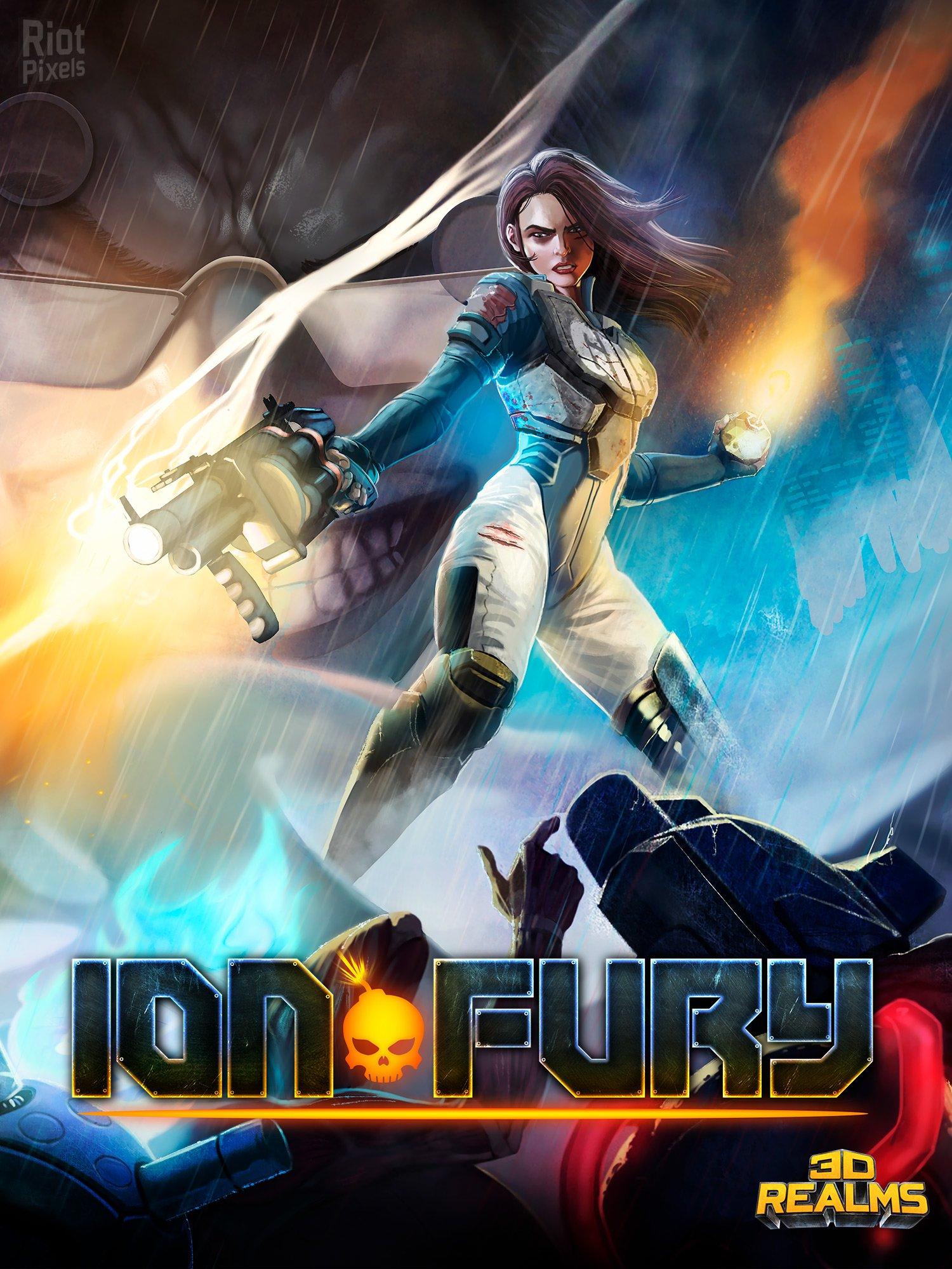 Ion Fury (2019)