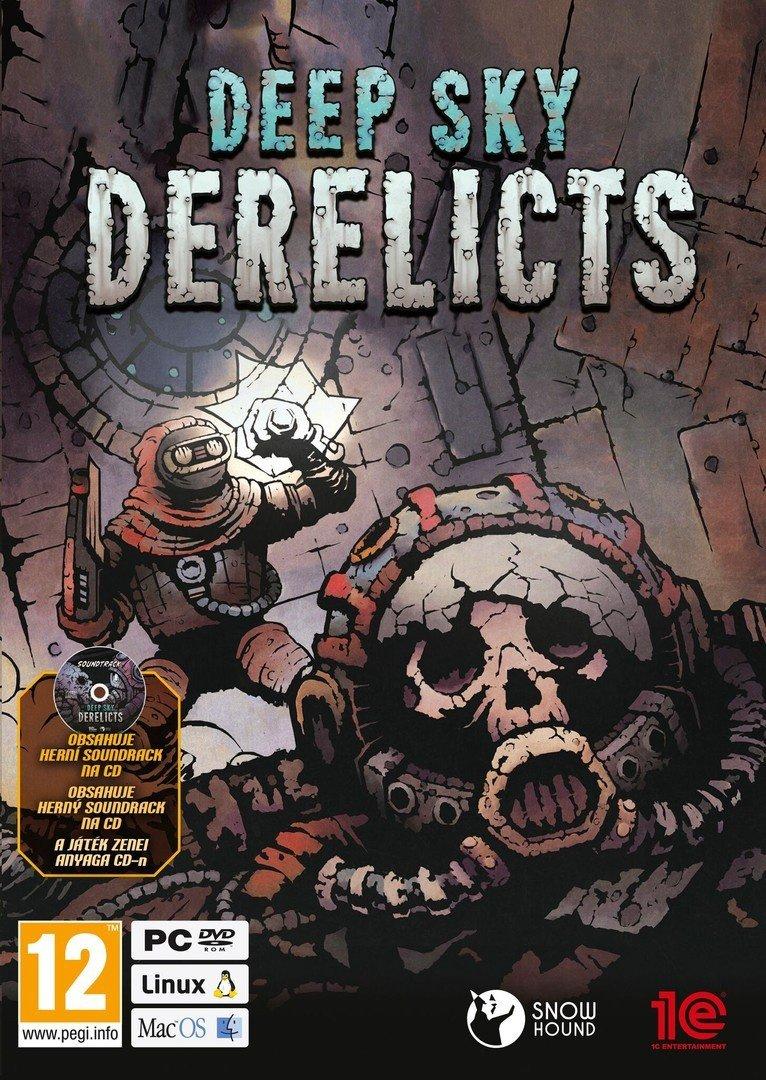 Обложка к игре Deep Sky Derelicts v.1.5.1 + 2 DLC [GOG] (2018)