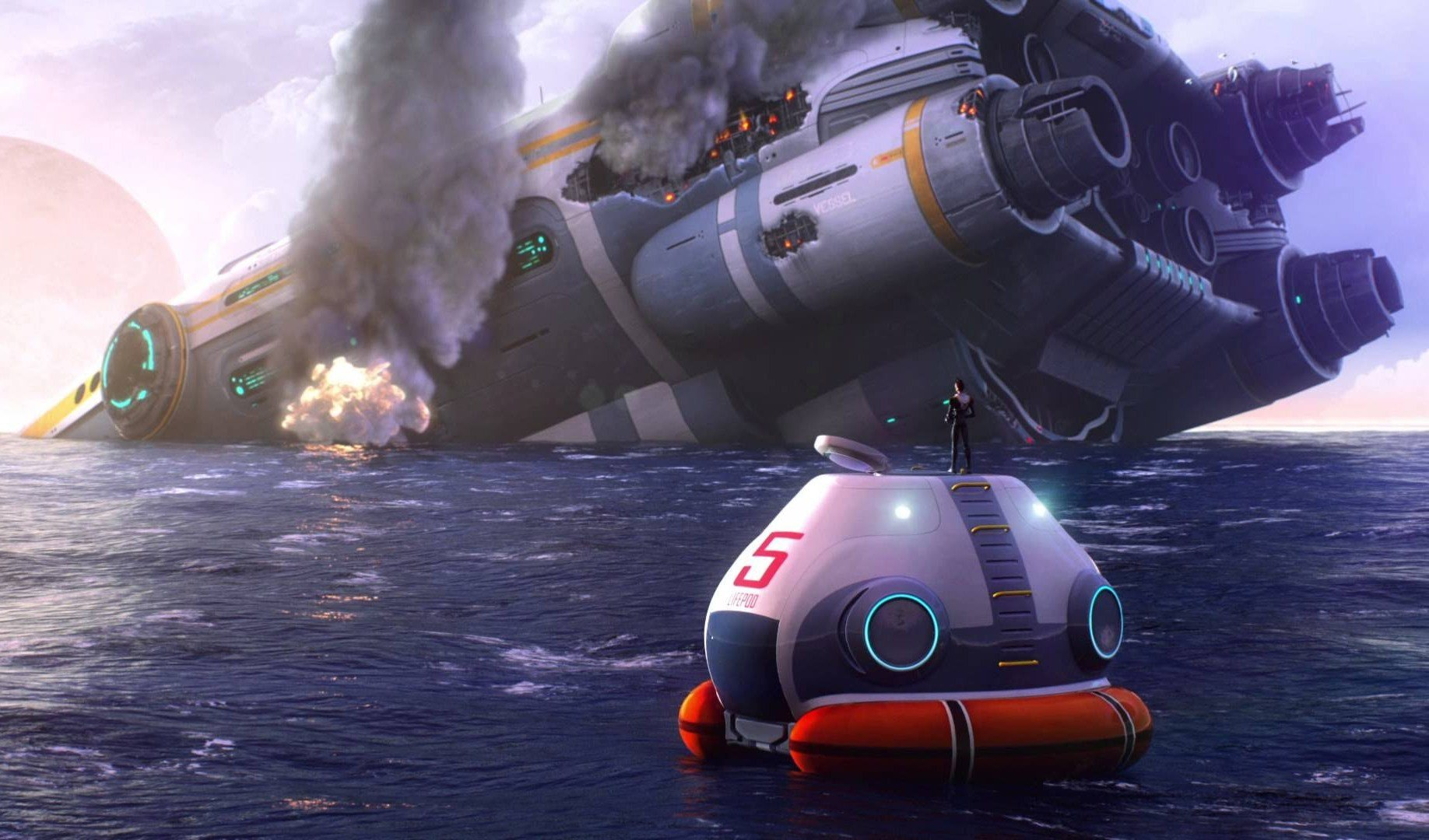 Скриншот к игре Subnautica [63668] (2018) скачать торрент RePack от xatab