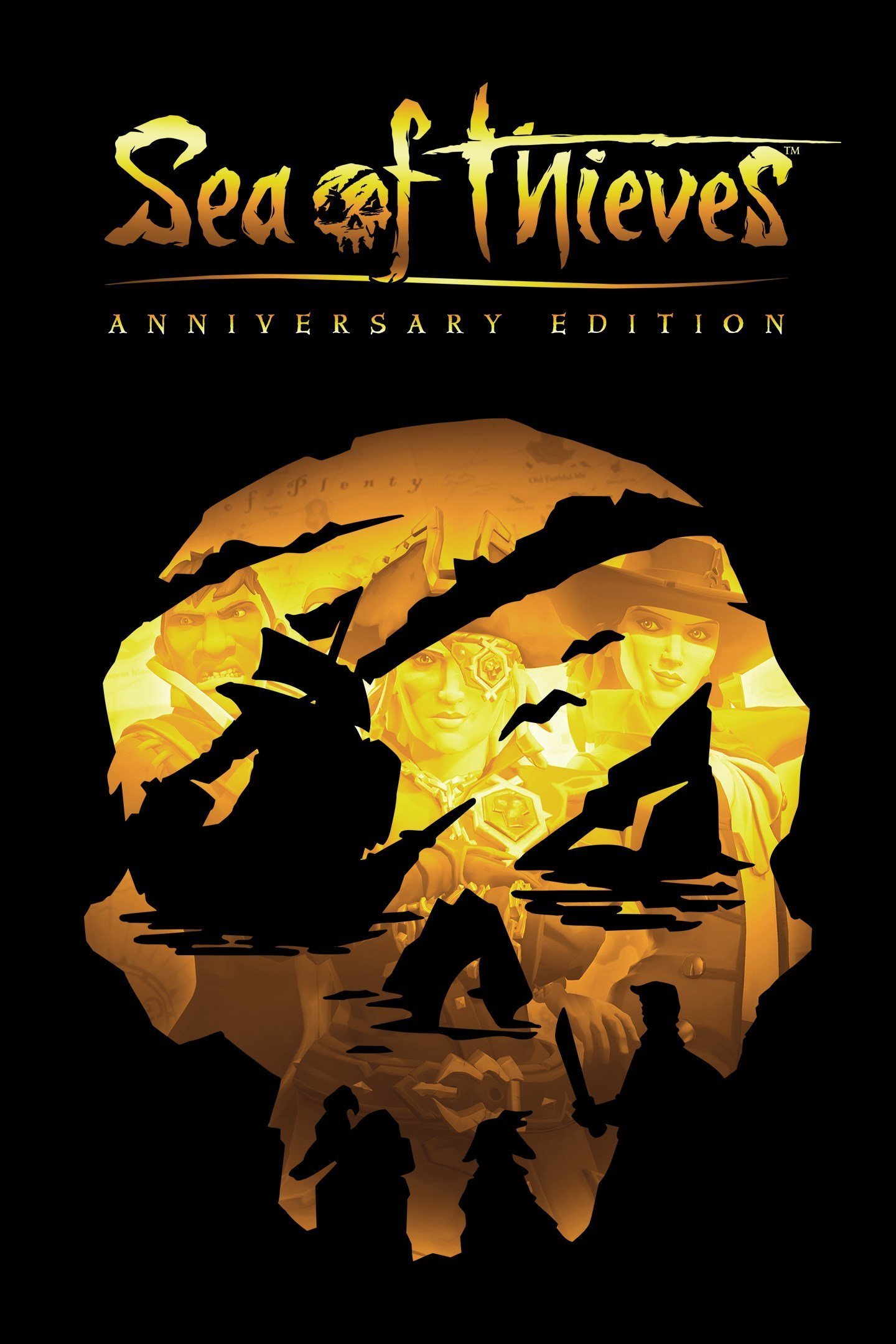 Sea of Thieves: Anniversary Edition (2018)
