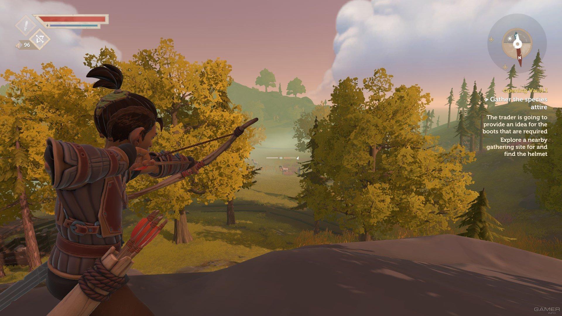 Скриншот к игре Pine (Patch 7) [GOG] (2019) скачать торрент Лицензия