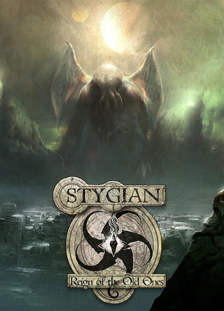 Stygian: Reign of the Old Ones v.1.1.6 [GOG] (2019)