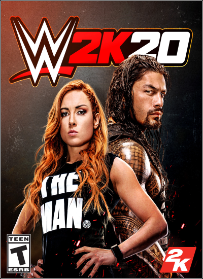 WWE 2K20 Deluxe Edition (v 1.08) (2019)