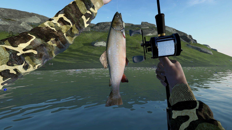 Скриншот к игре Ultimate Fishing Simulator [v 2.20.5493_(38146)+DLC] (2017) скачать торрент RePack