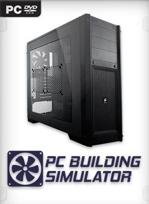 Обложка к игре PC Building Simulator (v 1.7+DLC) (2018)
