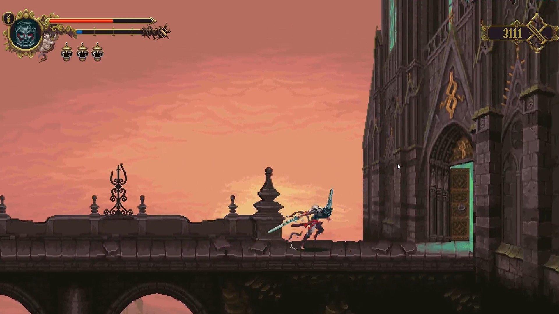 Скриншот к игре Blasphemous v.1.0.13 [GOG] (2019) скачать торрент Лицензия
