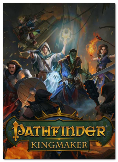 Обложка к игре Pathfinder: Kingmaker - Imperial Edition (v 2.0.8 + DLC) (2018)