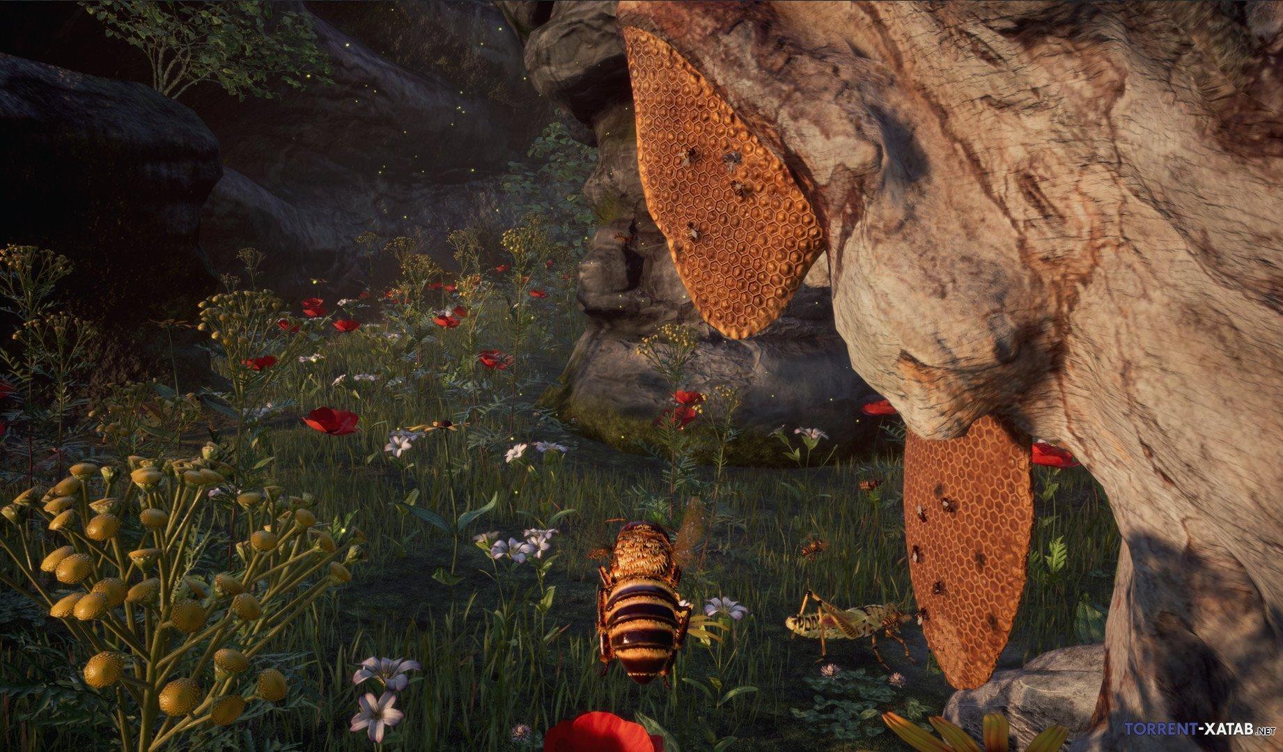 Скриншот к игре Bee Simulator