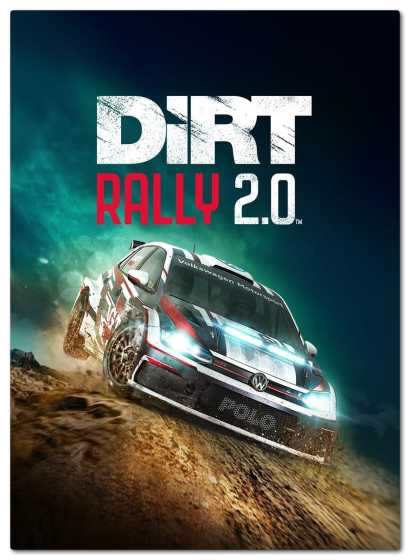 Обложка к игре DiRT Rally 2.0 - Game of the Year Edition [v. 1.13.0+DLC] (2019)