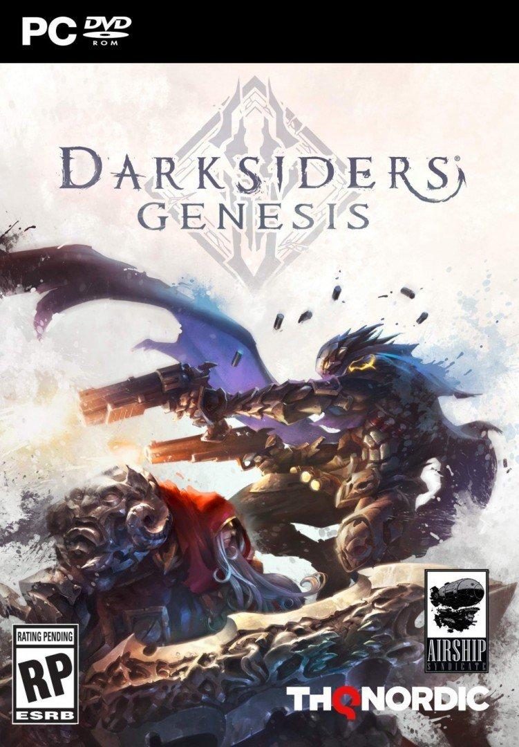 Darksiders Genesis [1.04 (36978)] (2019)